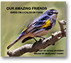 OUR AMAZING FRIENDS: Birds on a Caledon Farm Book cover